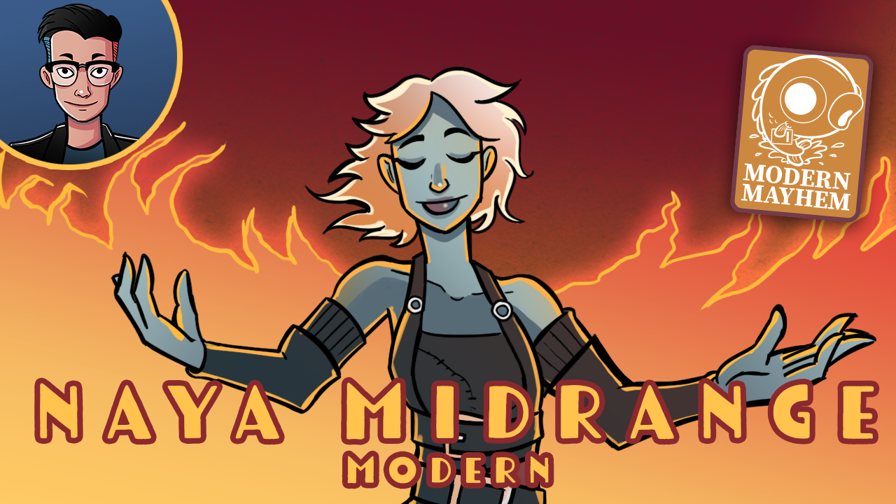 Image for Modern Mayhem: Naya Midrange