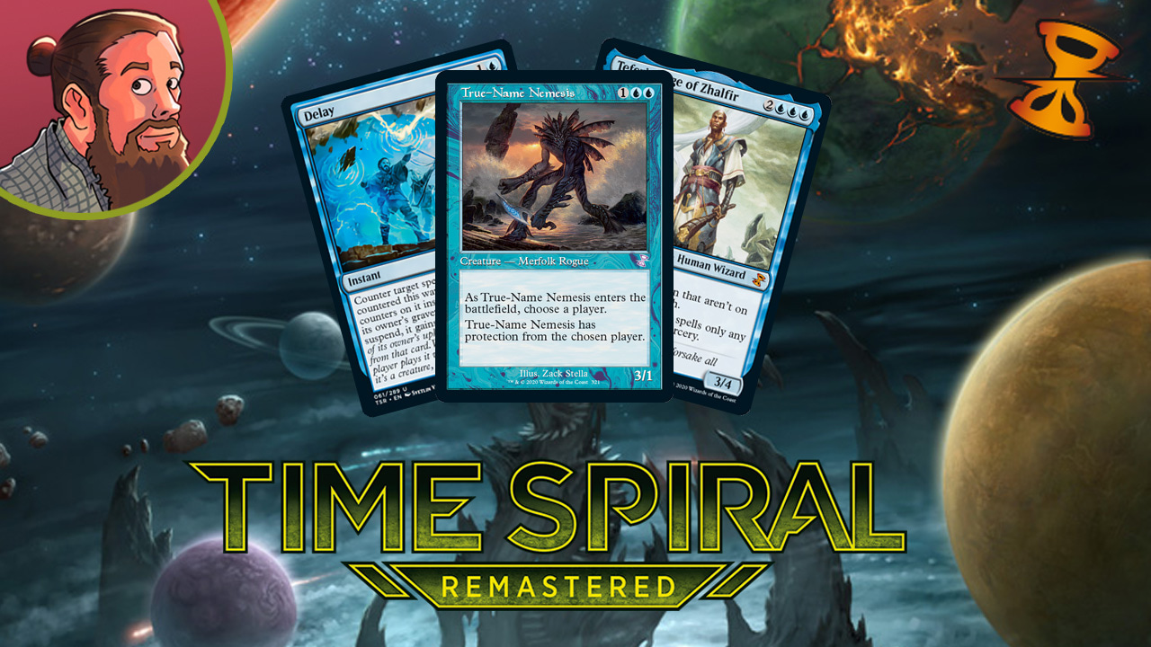 Image for Time Spiral Remastered Spoilers — February 26 | TNN, Teferi, Ancestral Vision