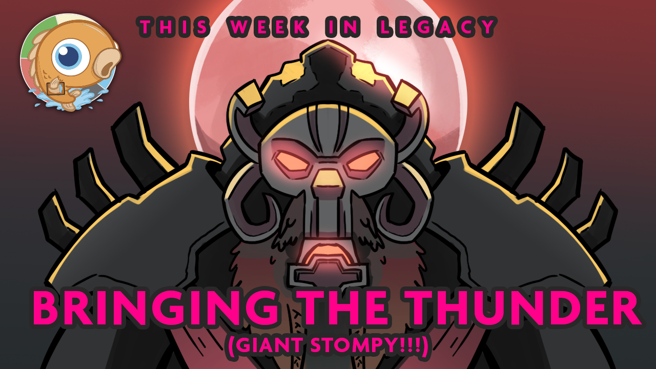 Image for This Week in Legacy: Bringing the Thunder