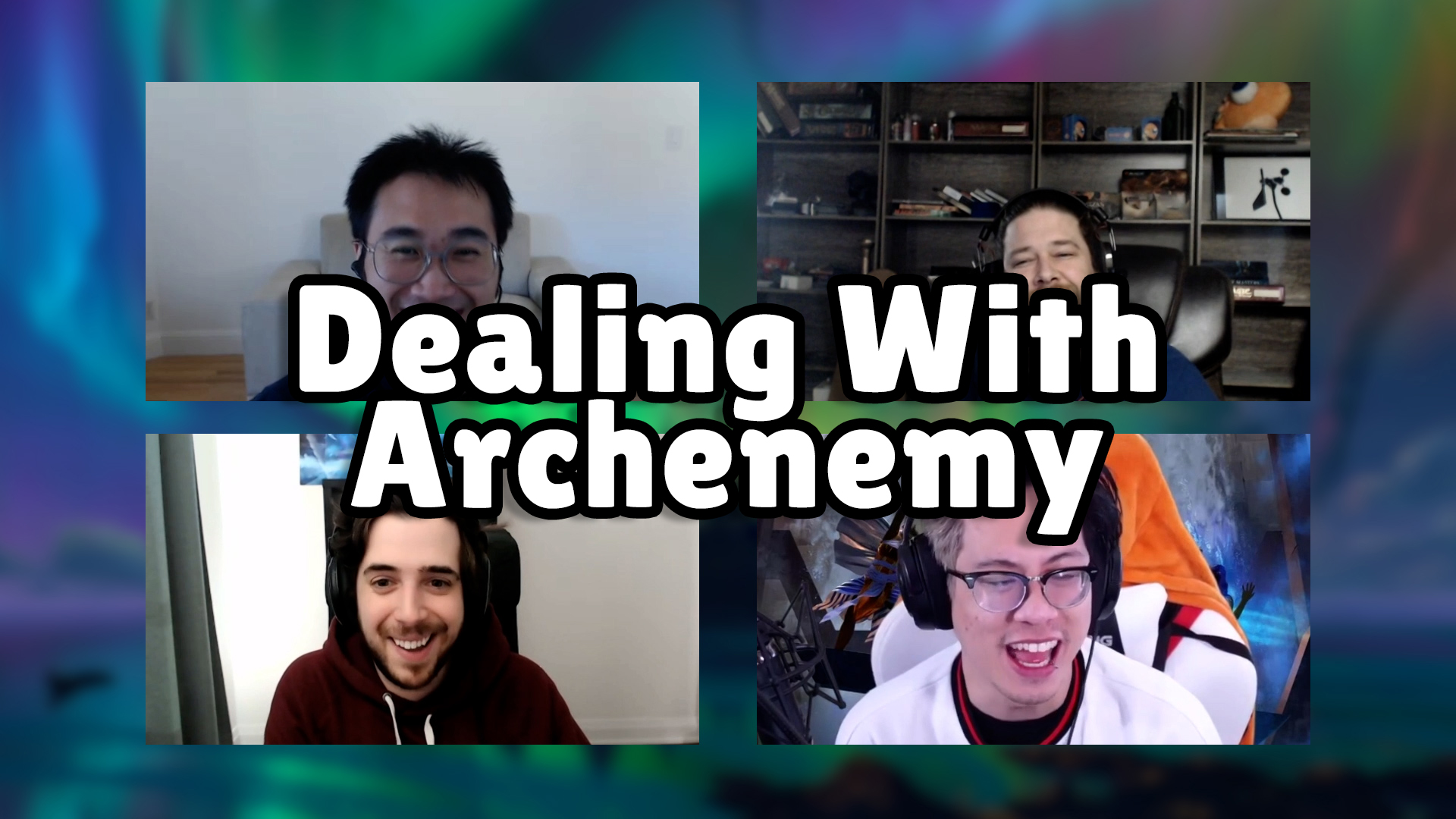 Image for Dealing With Archenemy | Commander Clash Podcast | Episode 1