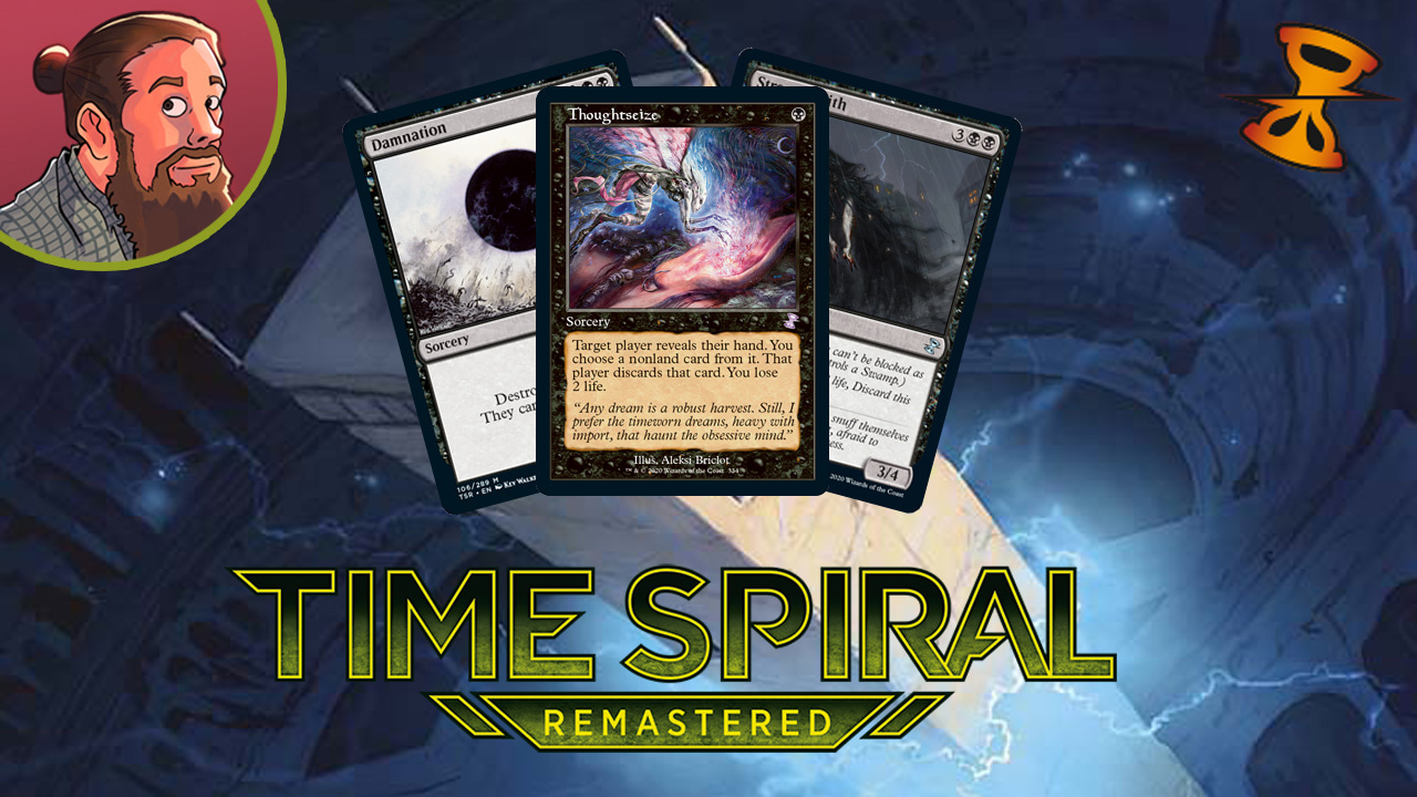 Image for Time Spiral Remastered Spoilers — March 1 | Black Cards