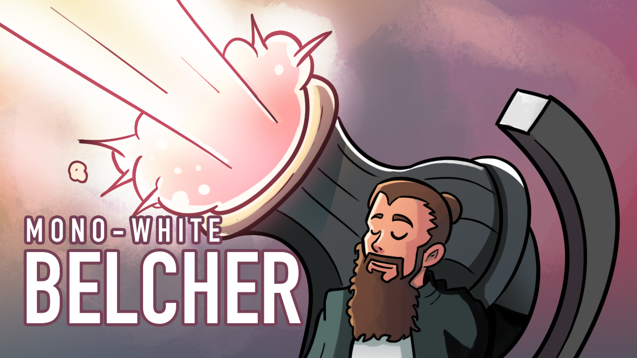 Image for Mono White Belcher | Commander Clash Moment #8