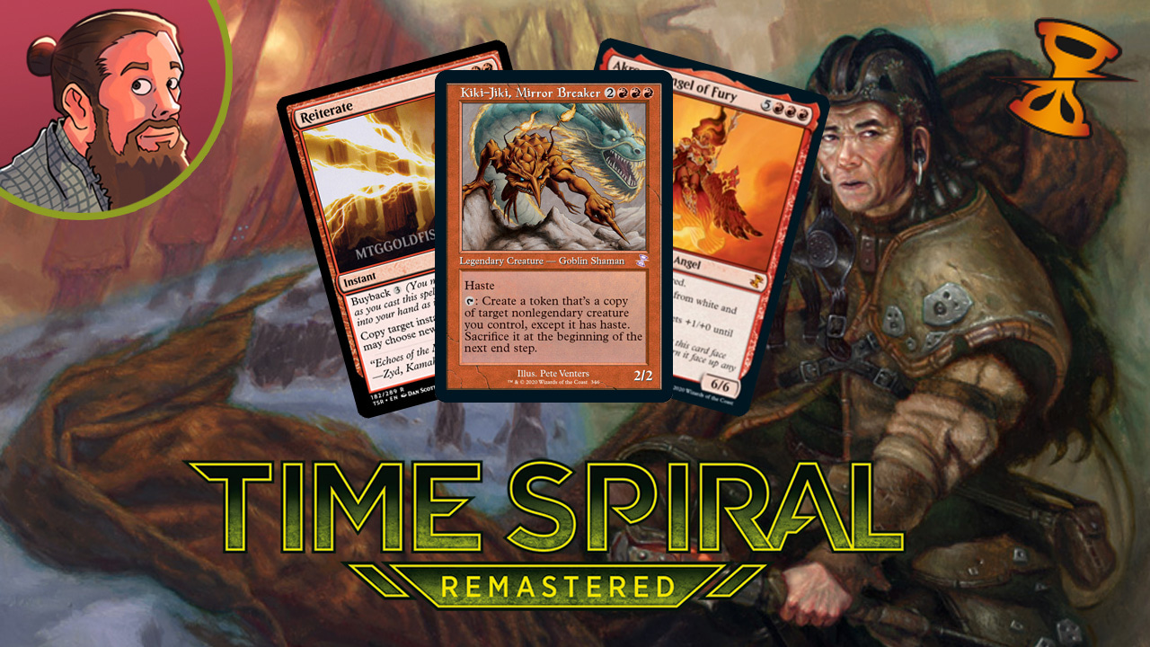 Image for Time Spiral Remastered Spoilers — March 2 | Living End, Wheel of Fate, Kiki-Jiki