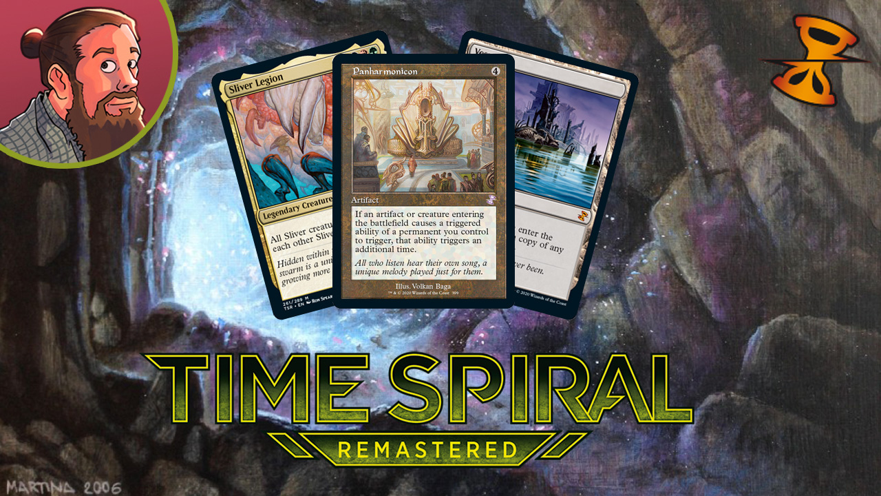Image for Time Spiral Remastered Spoilers — March 4 | Sliver Legion, Wastes, Panharmonicon