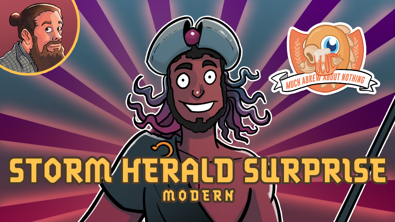 Image for Much Abrew: Storm Herald Surprise (Modern)