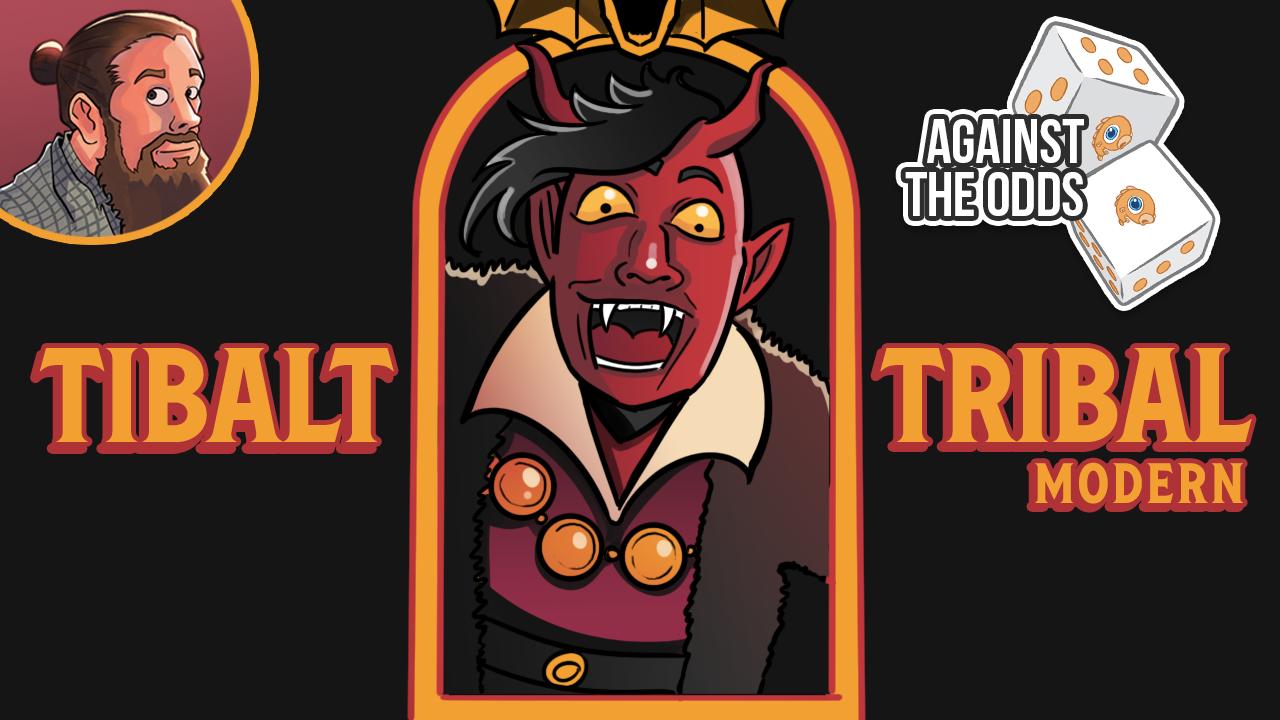 Image for Against the Odds: Tibalt Tribal (Modern)