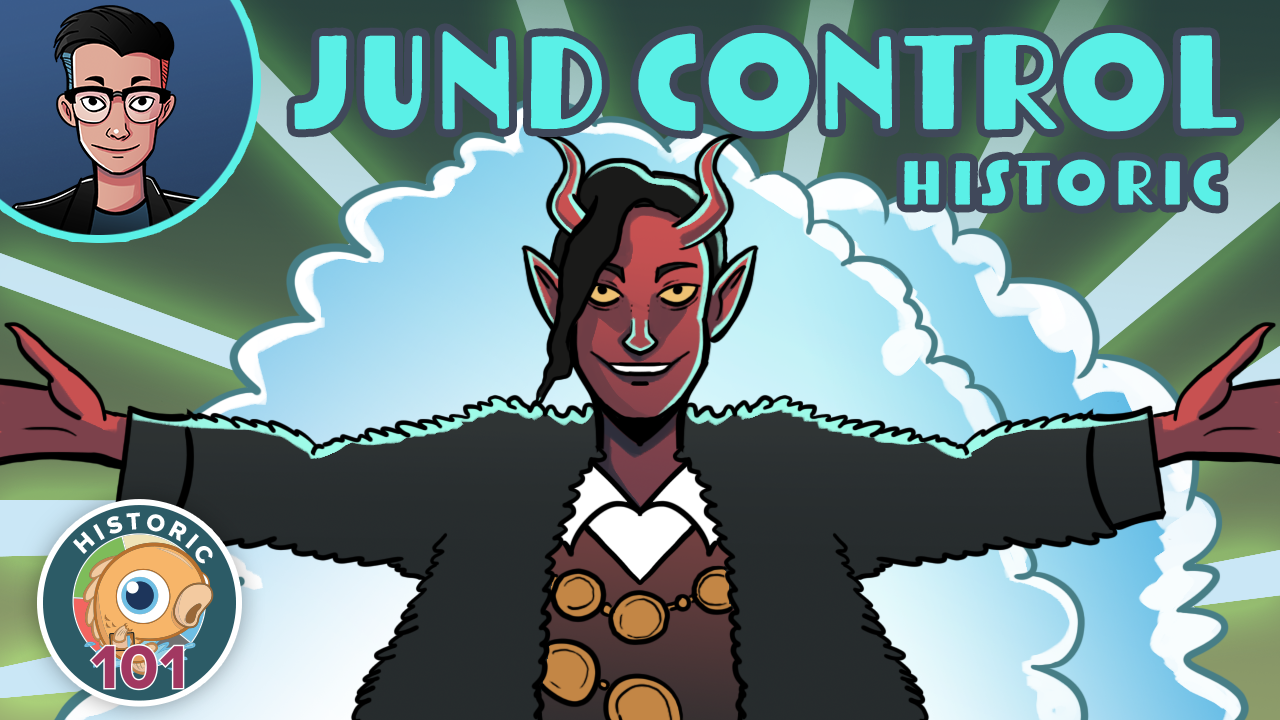 Image for Historic 101: Jund Control