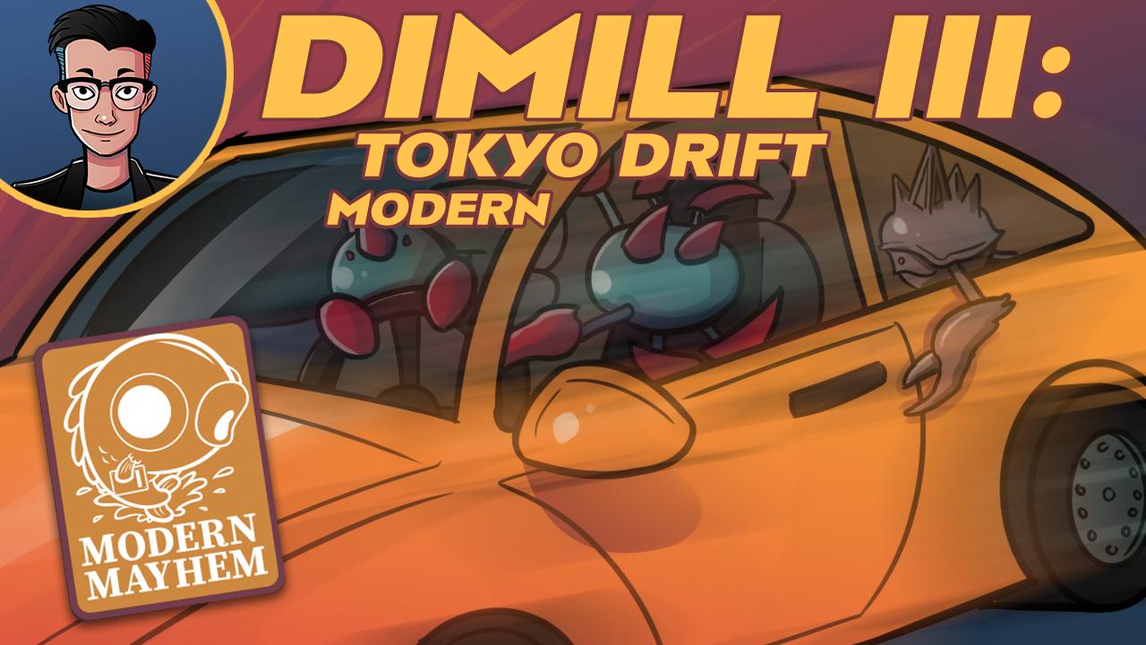 Image for Modern Mayhem: DiMill 3: Tokyo Drift