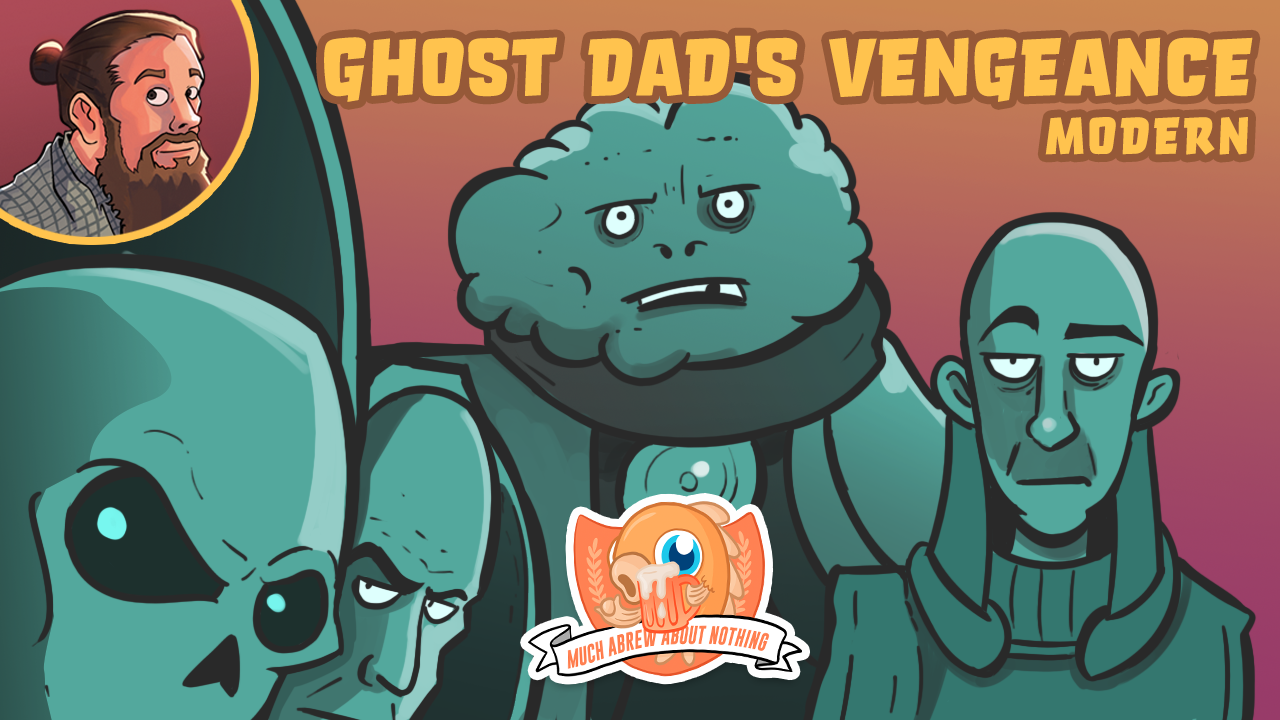 Image for Much Abrew: Ghost Dad's Vengeance (Modern)