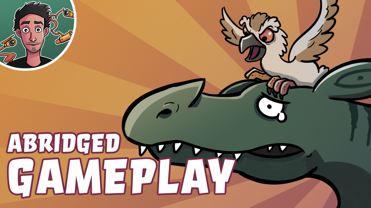 Image for Attack of the Jank Birds   Commander Abridged Gameplay