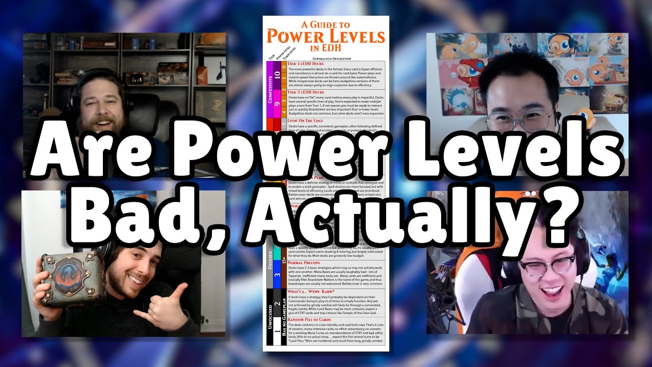 Image for Commander Clash Podcast 003: Are Power Rankings Bad, Actually?
