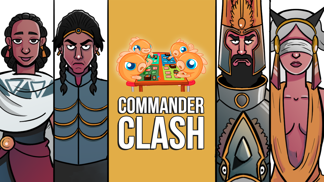 Image for Commander Clash: Colorshifted Week | S10 E9