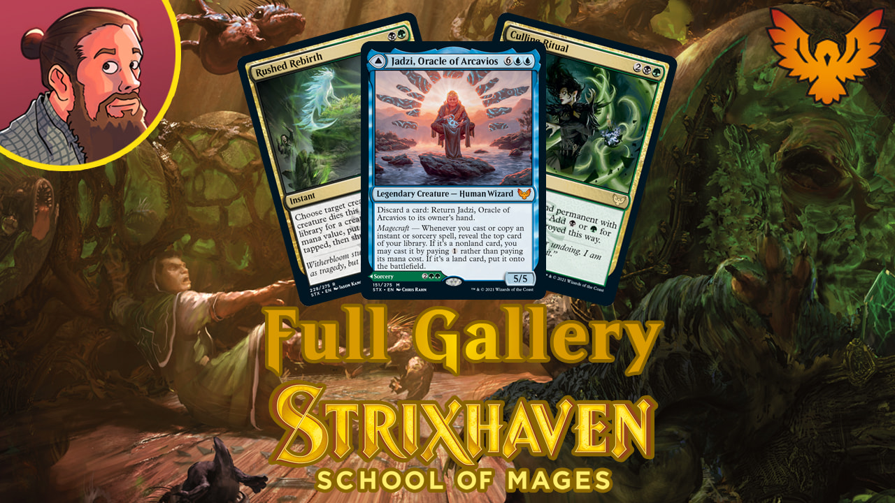 Image for Strixhaven: School of Mages Spoilers — April 3 | Complete Previews