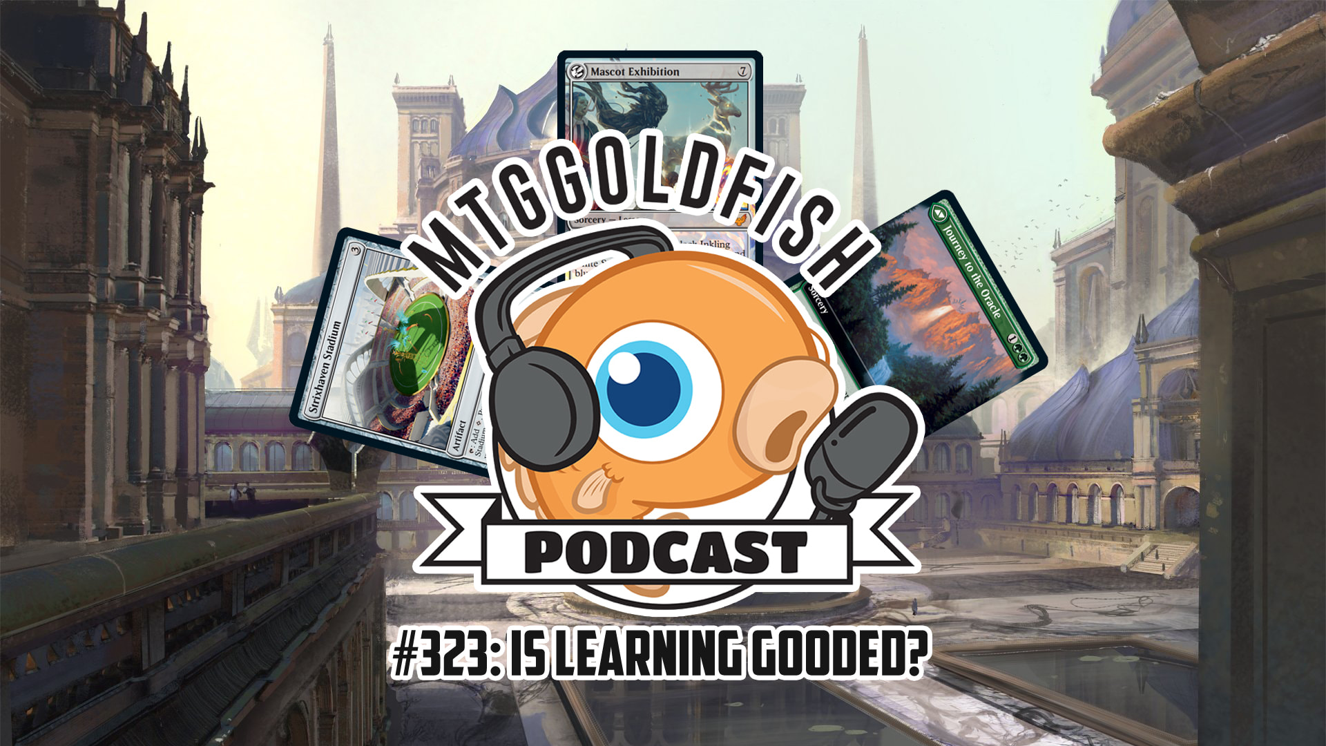 Image for Podcast 323: Is Learning Gooded?