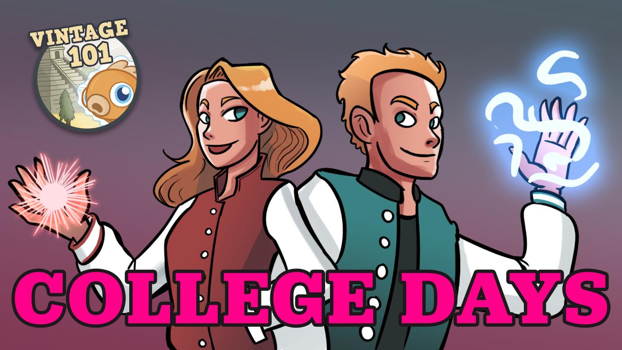 Image for Vintage 101: College Days