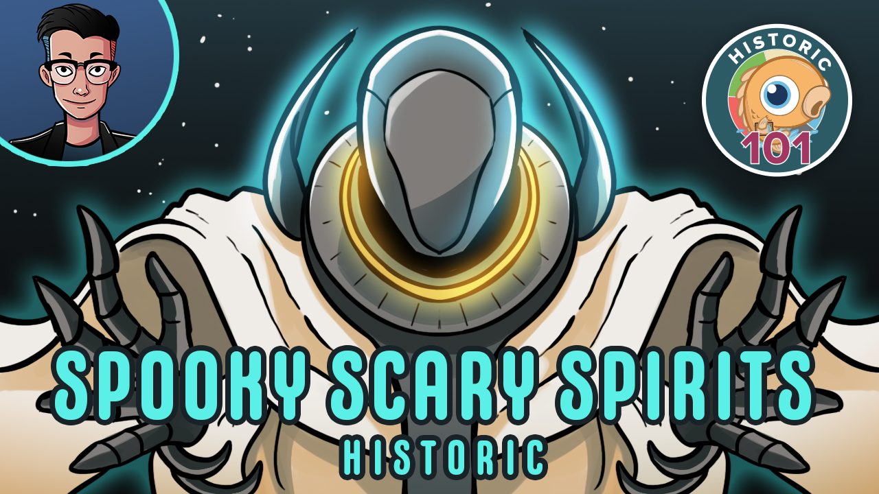 Image for Historic 101: Spooky Scary Spirits