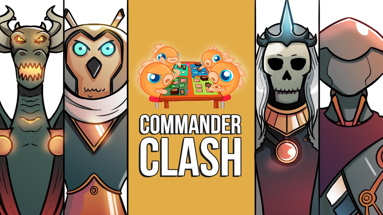 Image for Commander Clash: Archfrienemy | S10 E10