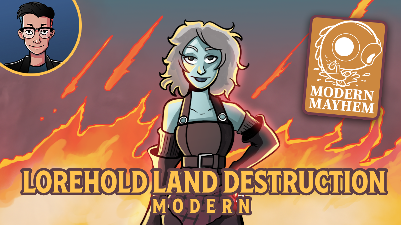 Image for Modern Mayhem: Lorehold Land Destruction
