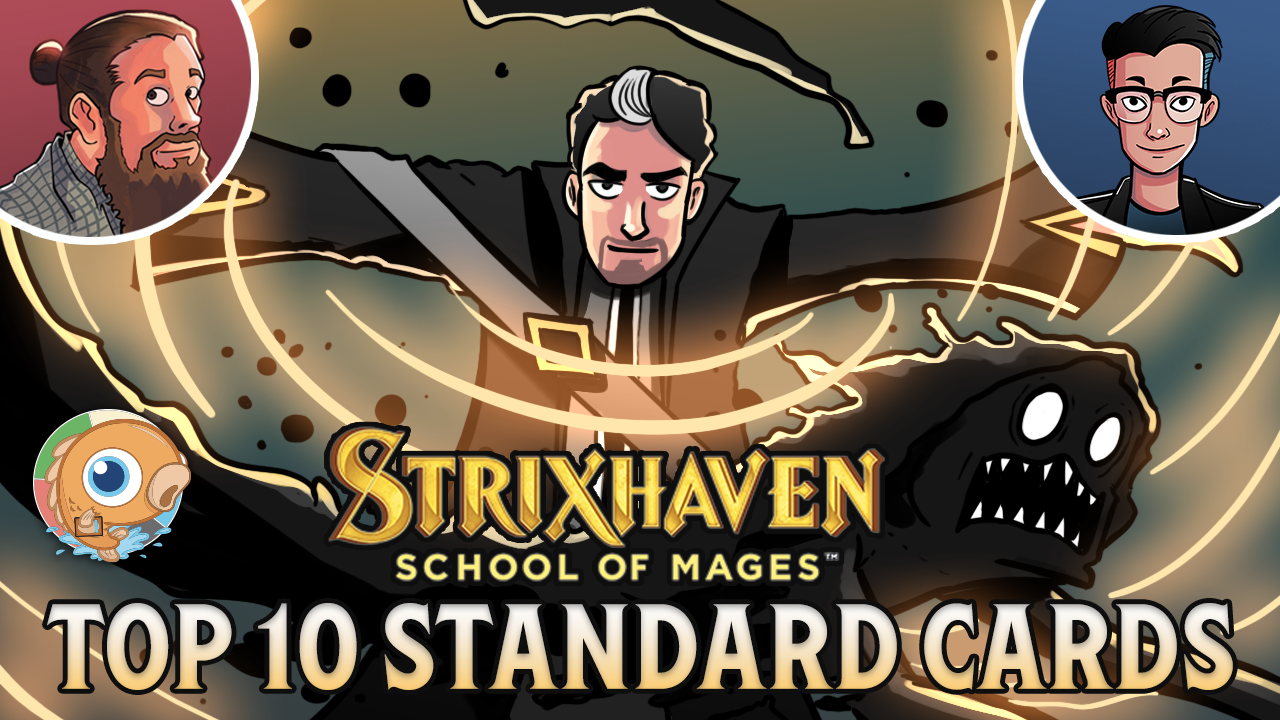 Image for Strixhaven: Top 10 Standard Card