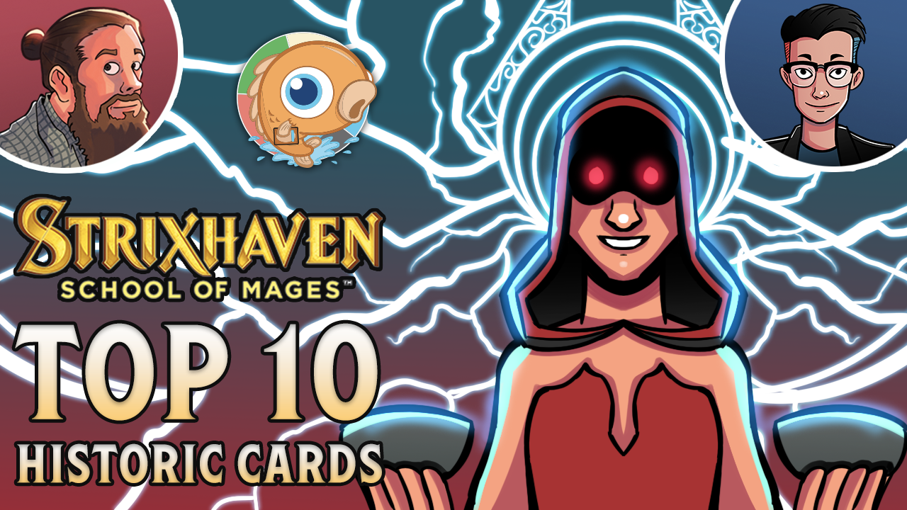 Image for Strixhaven: Top 10 Historic Cards
