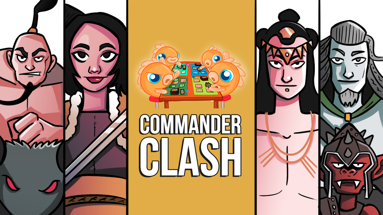 Image for Commander Clash: CEDH | S10 E11