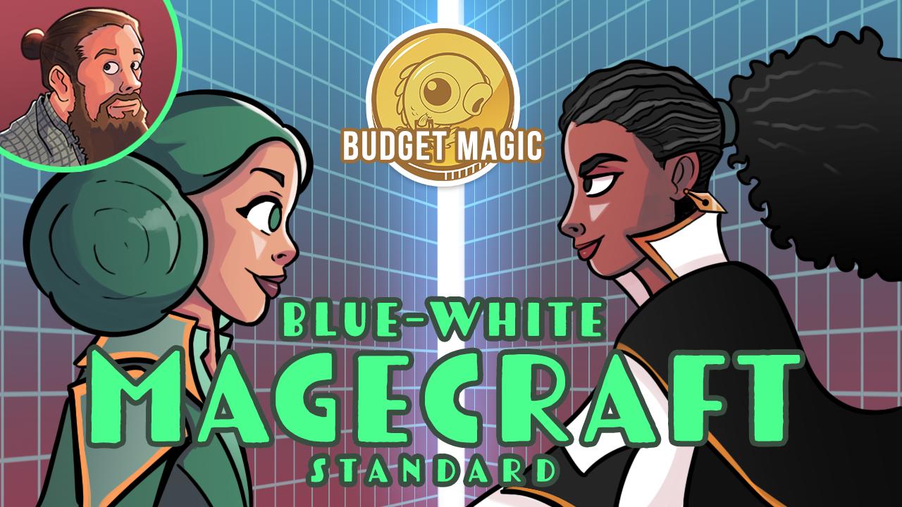 Image for Budget Magic: $58 / 10 Rares | UW Magecraft (Standard)