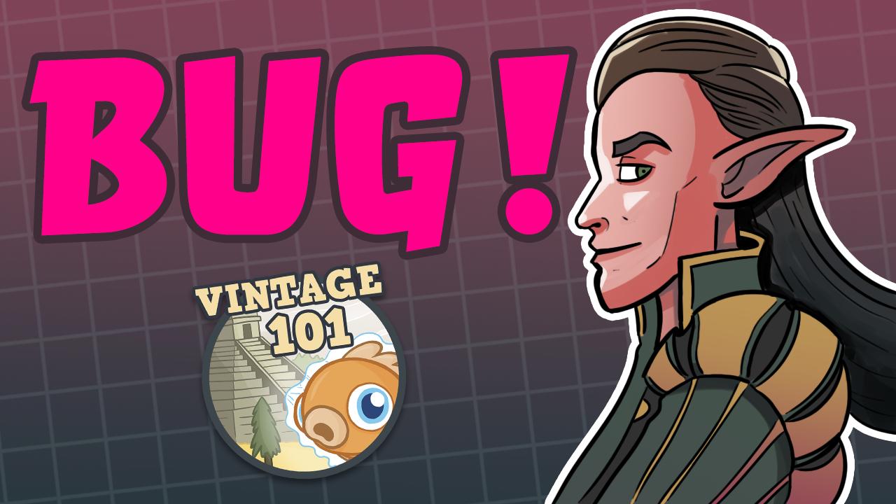Image for Vintage 101: BUG!