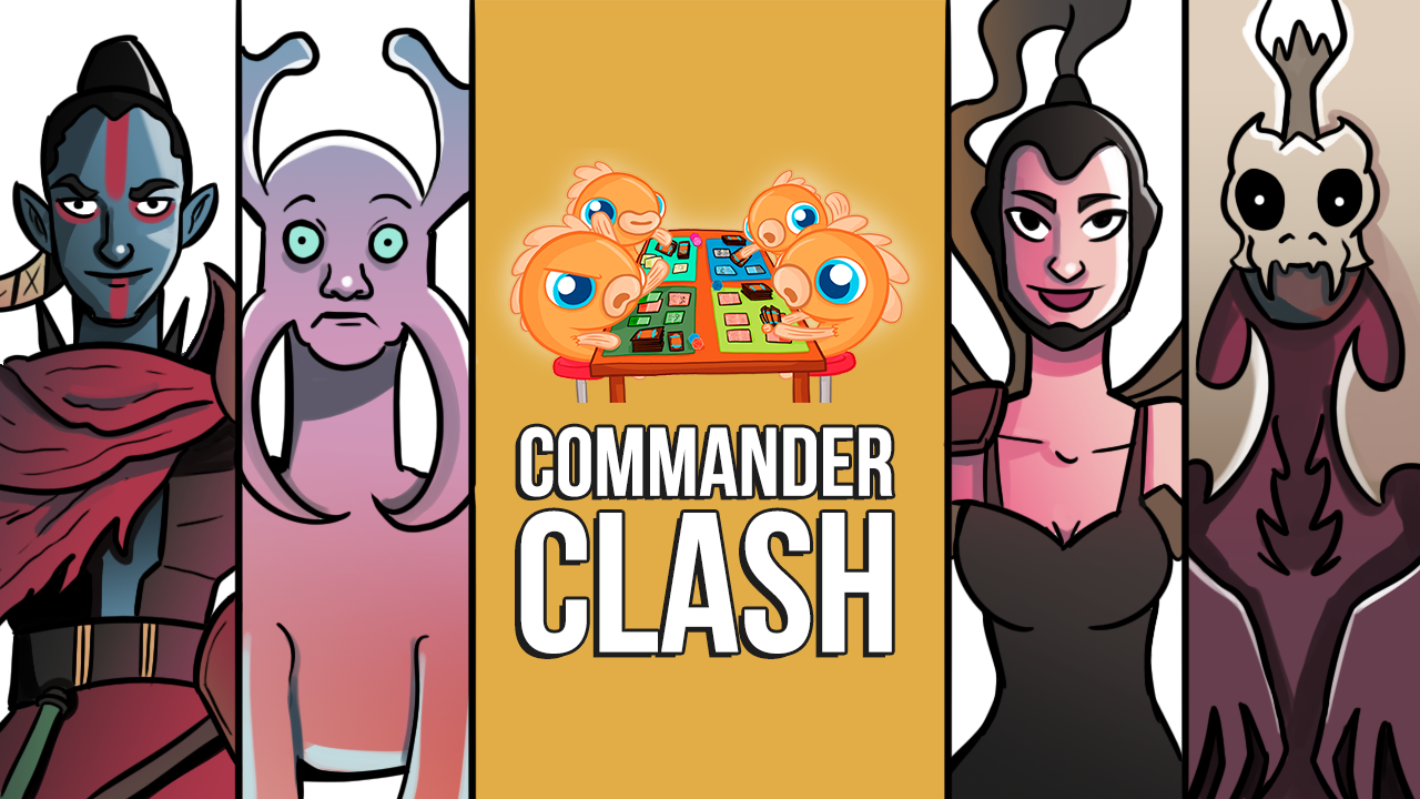 Image for Commander Clash: Anything Goes | S10 E12