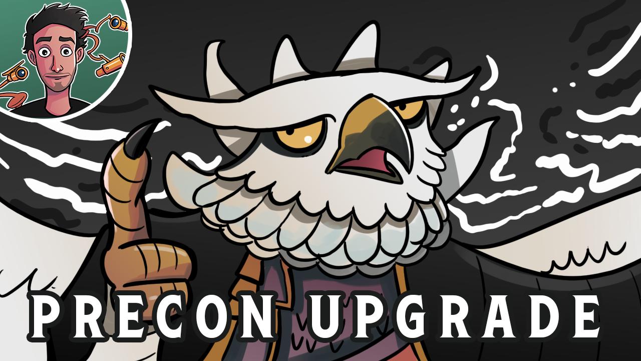 Image for 10 Upgrades For Silverquill Statement Precon | $20 | Breena | Politics | Counters | Commander 2021