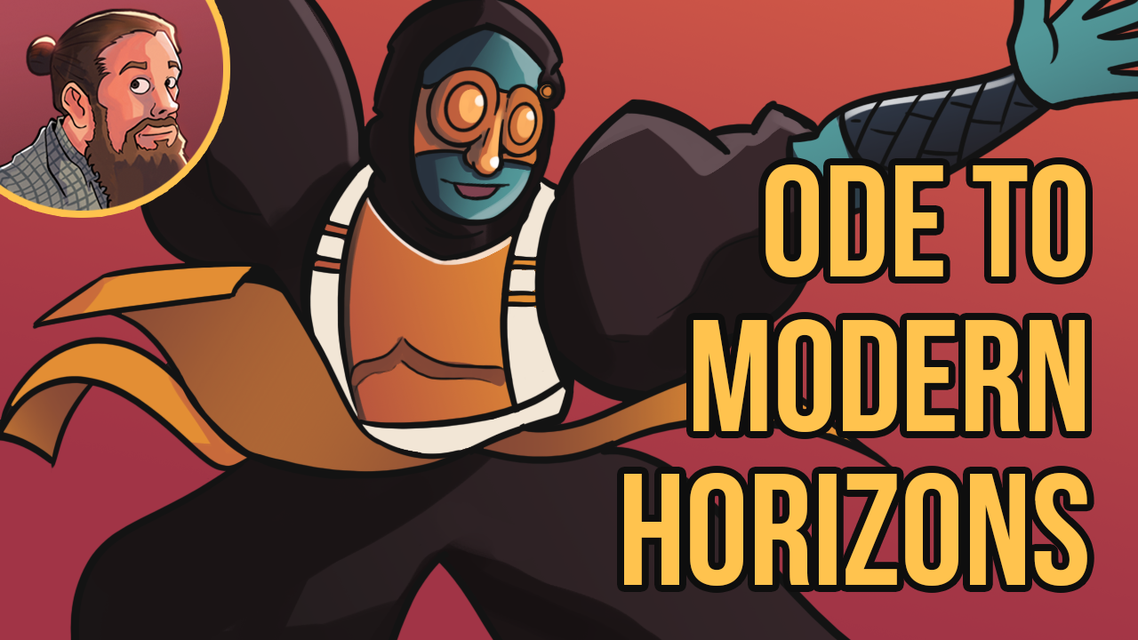 Image for Ode To Modern Horizons