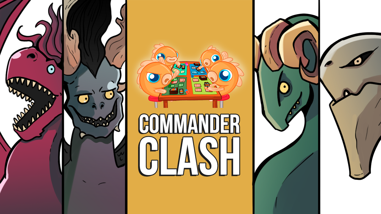 Image for Commander Clash: Elder Dragon Strixhaven | S10 E14