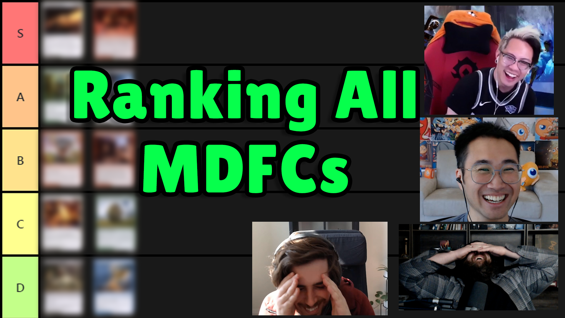 Image for Commander Clash Podcast 007: MDFC Land Tier List