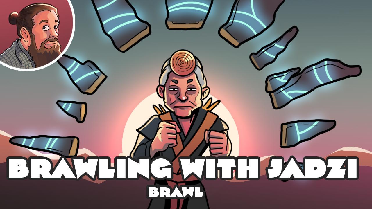 Image for Brawling with Jadzi (Historic Brawl)