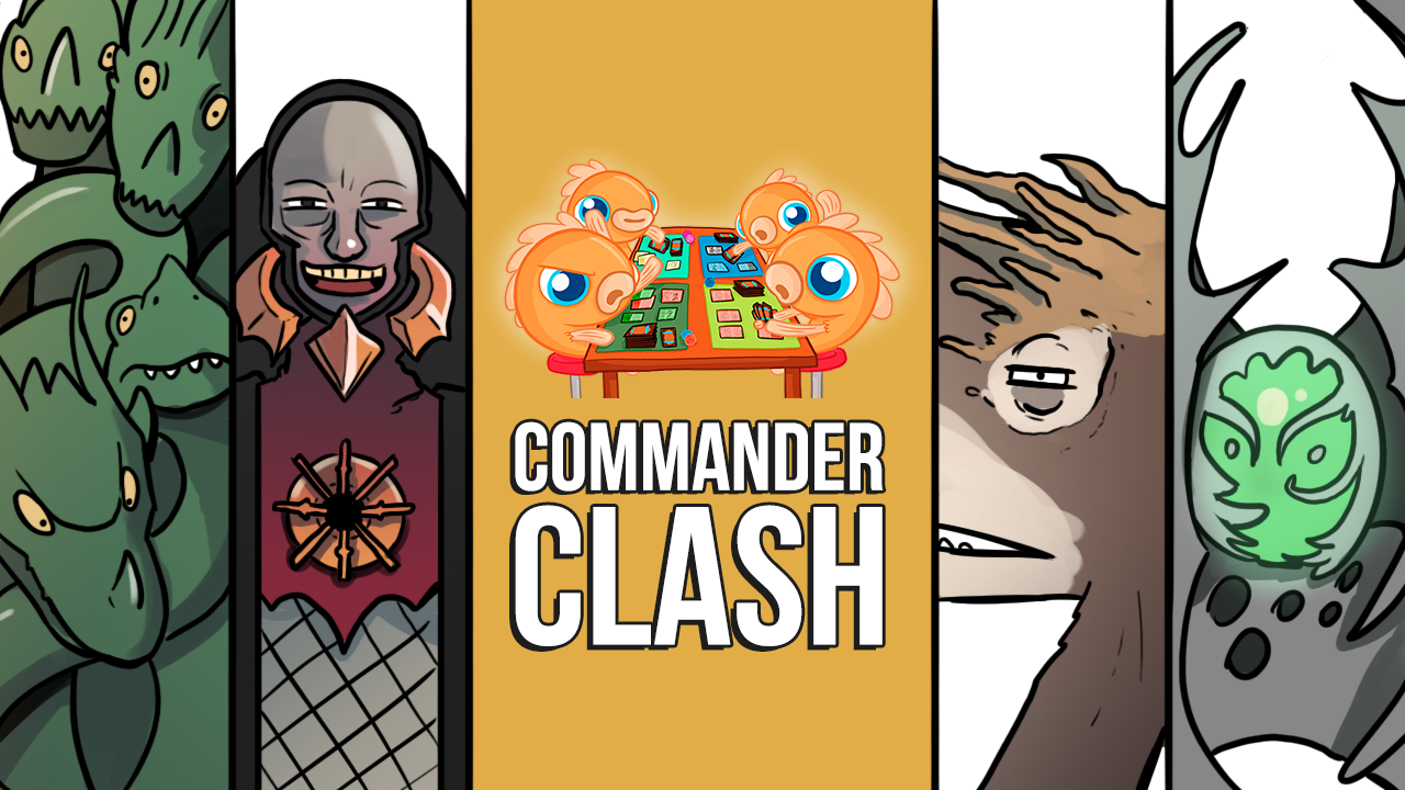 Image for Commander Clash: No Banlist | S10 E15