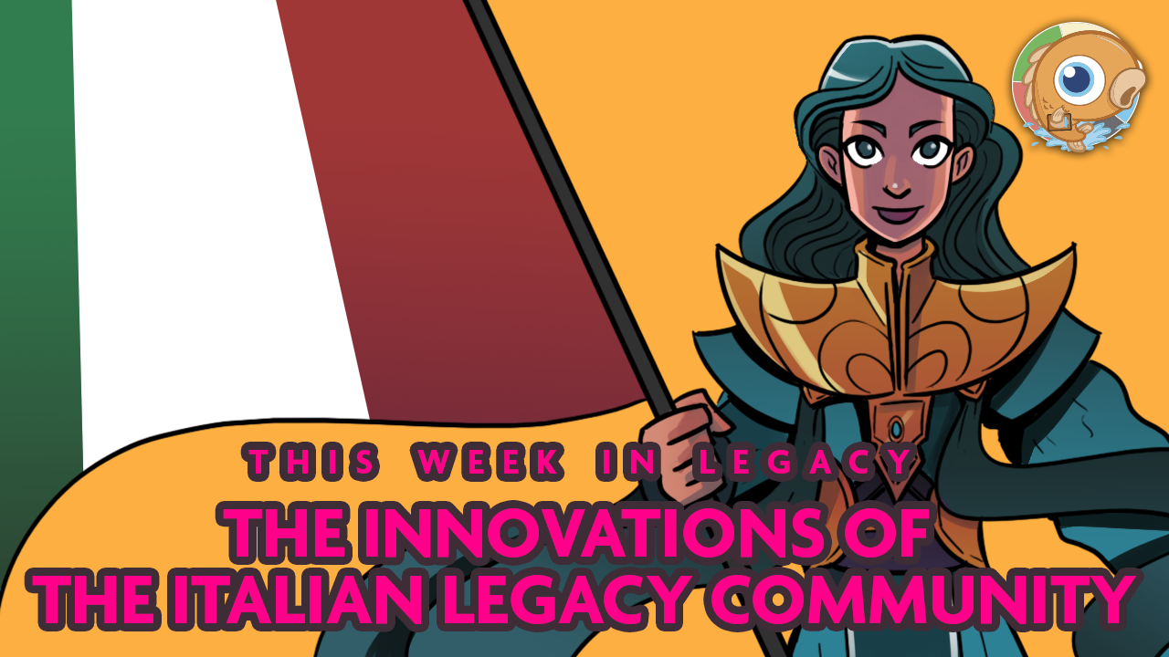 Image for This Week in Legacy: The Innovations of the Italian Legacy Community
