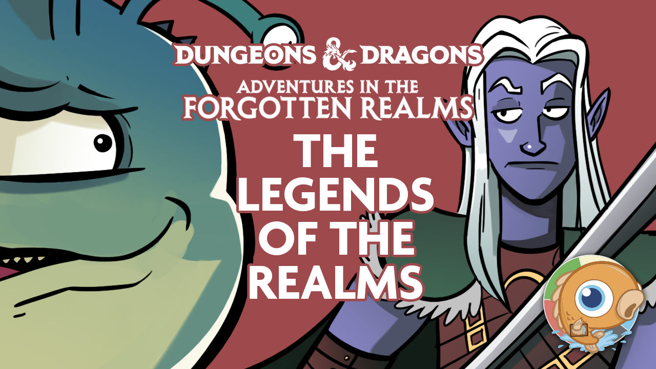 Image for Adventures in the Forgotten Realms: The Legends of the Realms