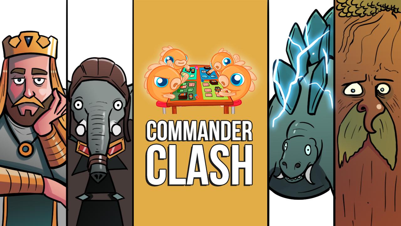 Image for Commander Clash: The Return of Tom | S10 E16