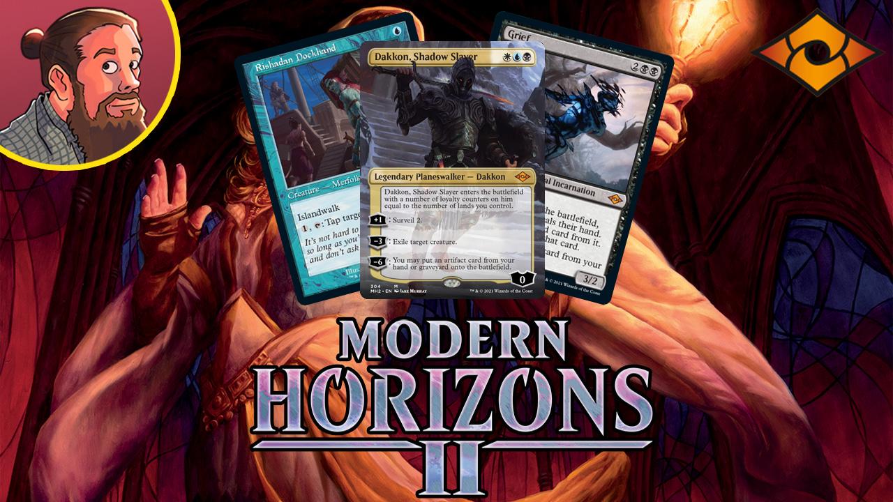 Image for Modern Horizons 2 Spoilers — May 20   Coffers, Dakkon
