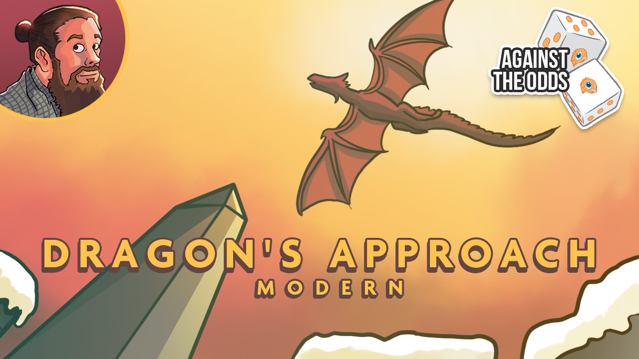 Image for Against the Odds: Dragon's Approach (Modern)