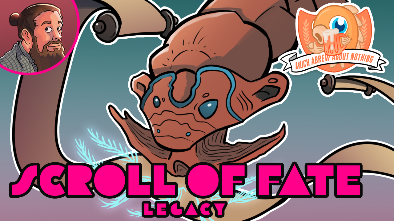 Image for Much Abrew: The Jankiest Turn 2 Kill in Legacy: Scroll of Fate