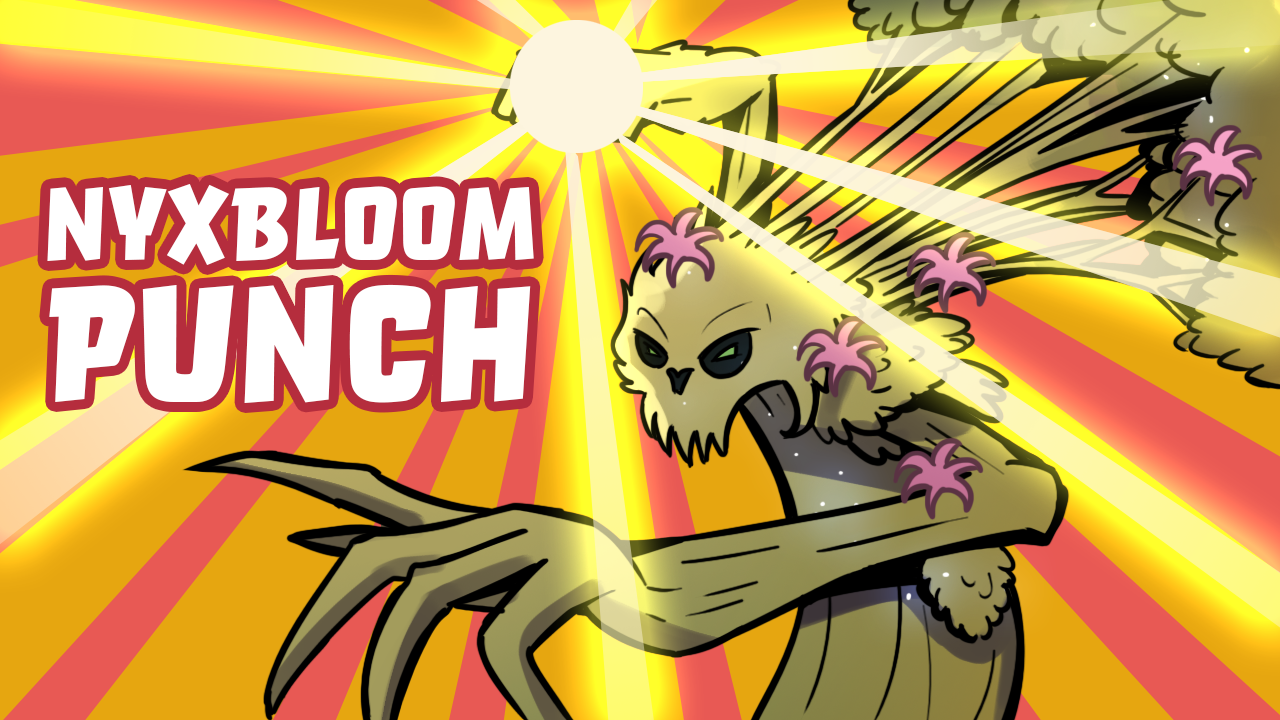 Image for Nyxbloom PUNCH! | Commander Clash Moment #18