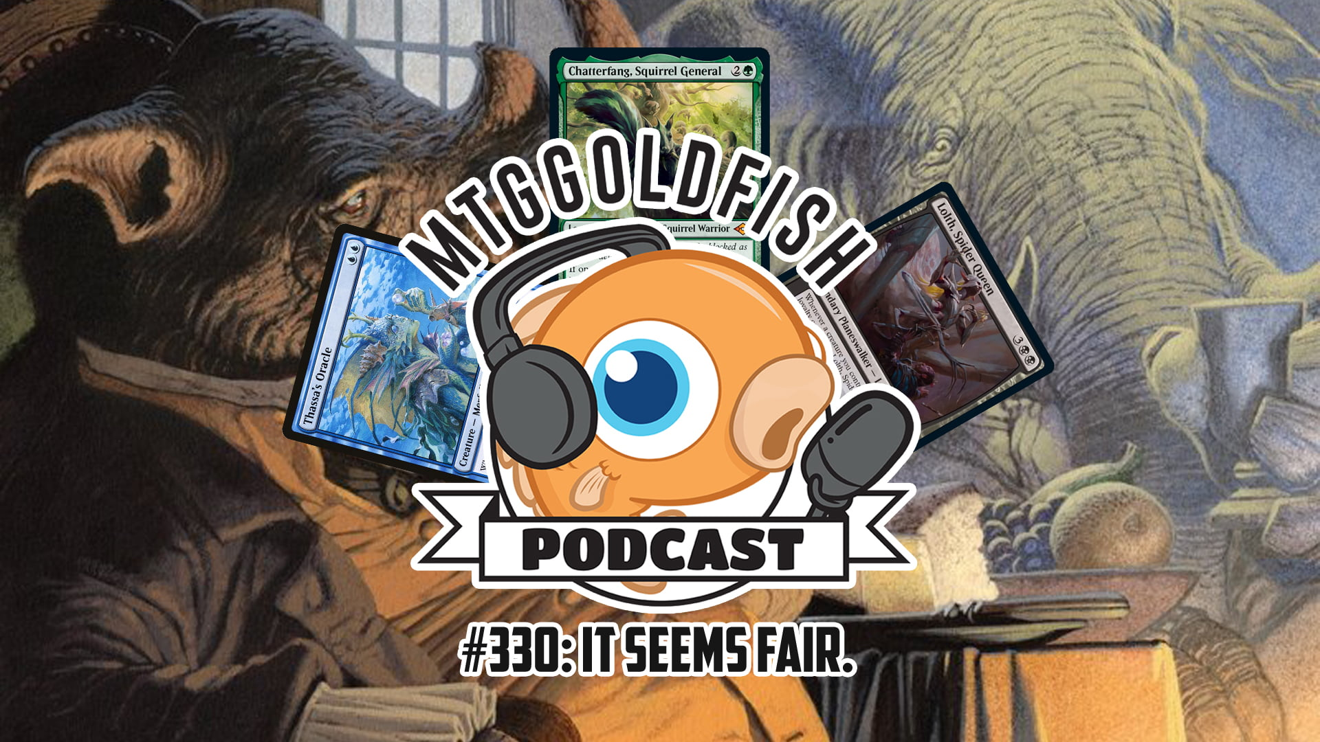 Image for Podcast 330: It Seems Fair