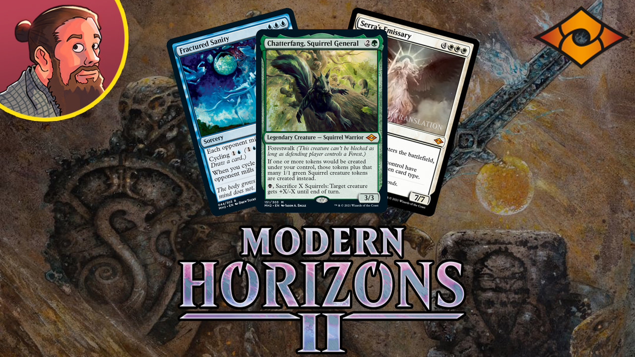 Image for Modern Horizons 2 Spoilers — May 24   Legendary Squirrel