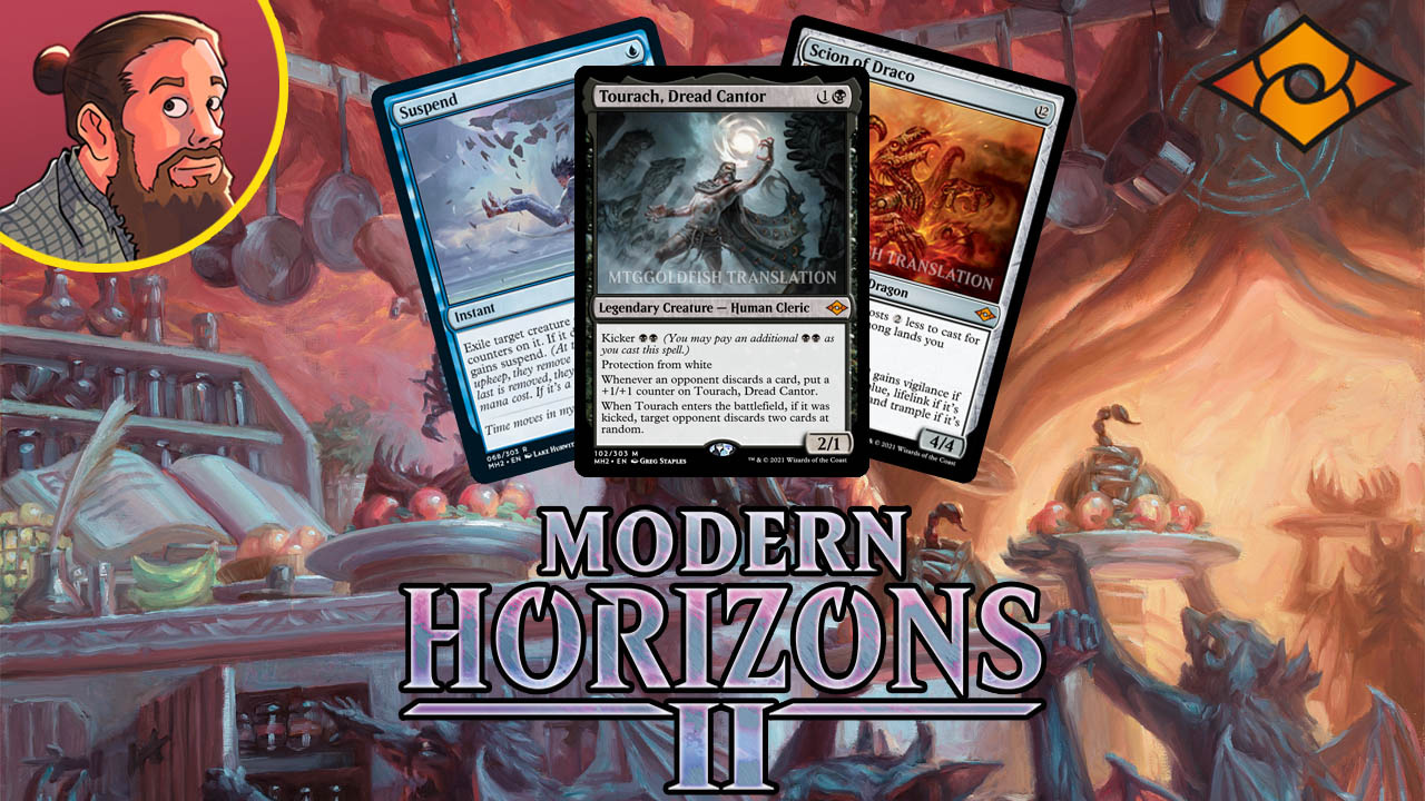 Image for Modern Horizons 2 Spoilers — May 26   Tourach, Imperial Recruiter