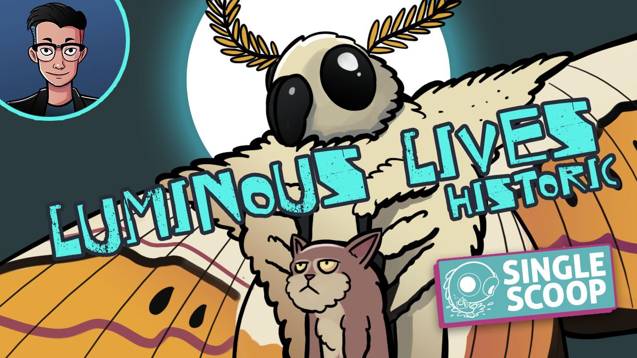 Image for Single Scoop: Luminous Lives (Historic, Magic Arena)