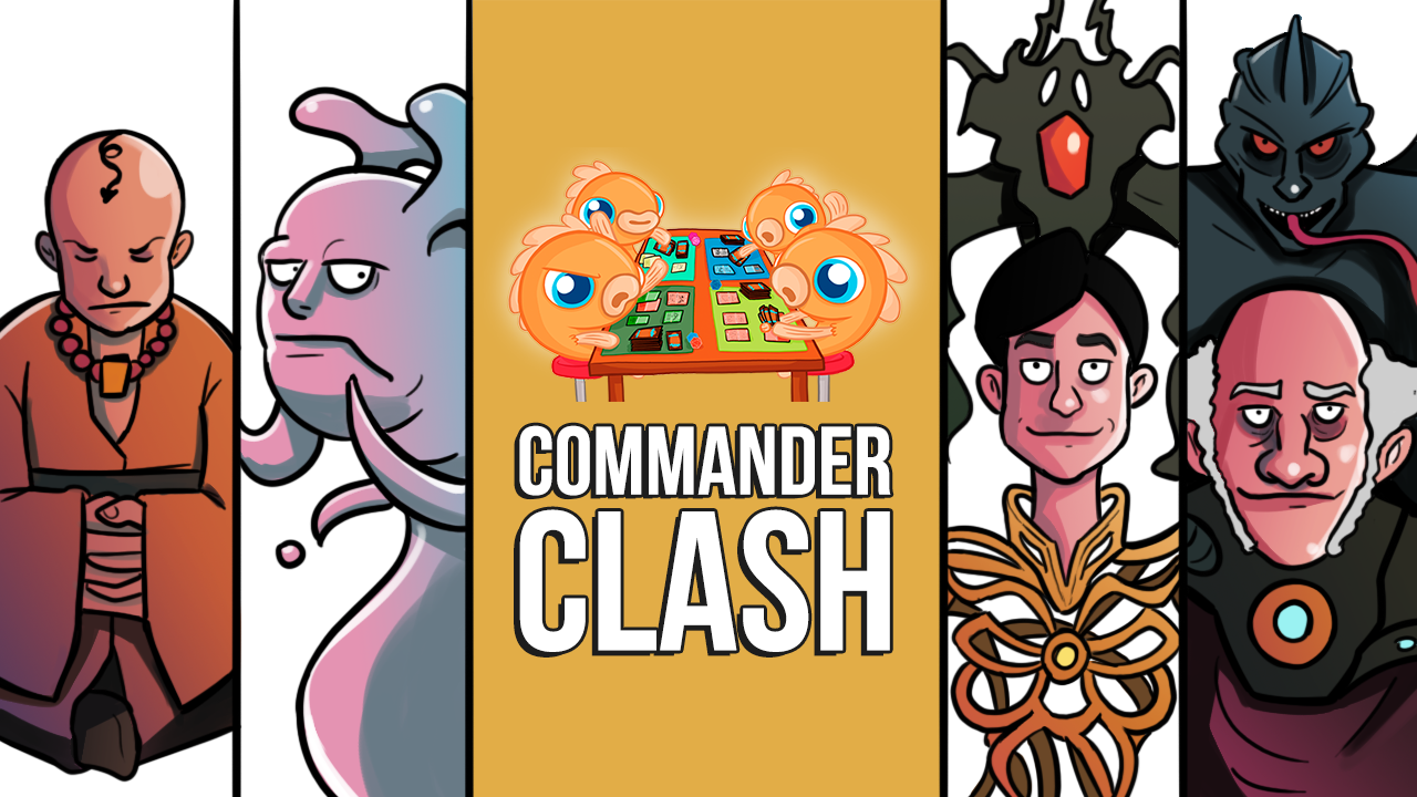 Image for Commander Clash: Viewer Submitted Decks | S10 E17