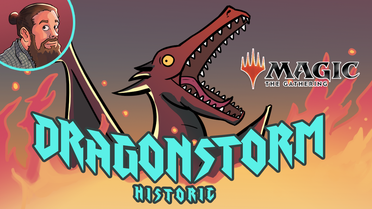Image for Against the Odds: Dragonstorm (Historic)