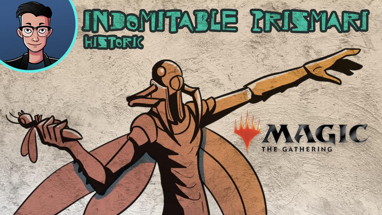 Image for Historic 101: Indomitable Prismari