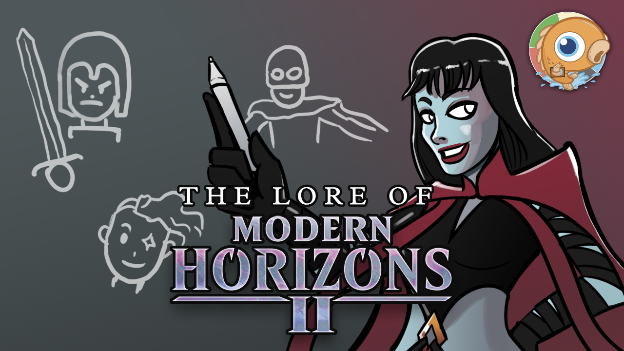 Image for The Lore of Modern Horizons 2