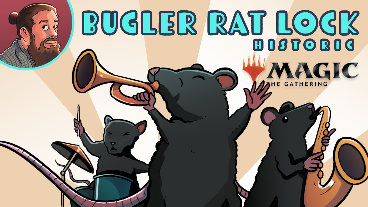 Image for Much Abrew: Bugler Rat Lock (Historic)
